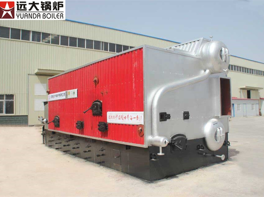 Automatic Coal Feeding Coal Fired Residential Boiler For Industrial Usage