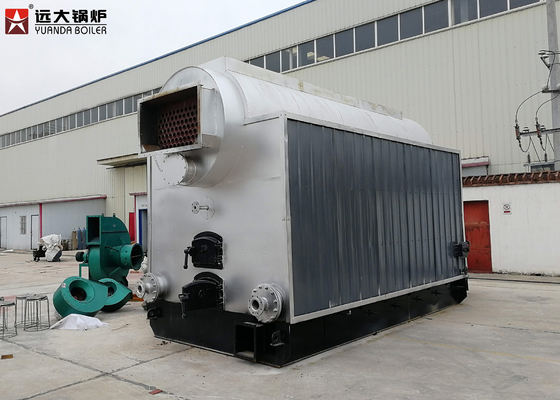 DZL / DZH Industrial Steam Boiler / Water Fire Tube Coal Boiler