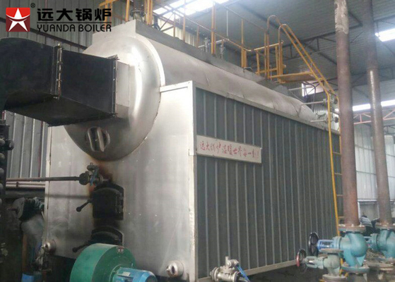 Low Pressure 1 Ton Hr Biomass Fired Boilers Chain Grate Boiler For Poultry Houses