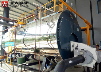 2.5Mpa 20t/H Dry Cleaners 4 Tonne Gas Steam Boiler