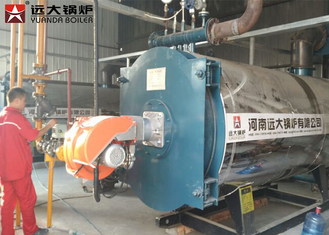 Textile Printing 0.8Mpa 1400KW Oil Fired Heating Boilers